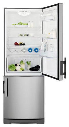 двухкамерный холодильник Electrolux ENF 4450 AOX