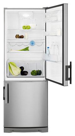 двухкамерный холодильник Electrolux ENF 4451 AOX