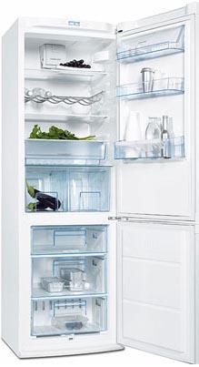 двухкамерный холодильник Electrolux ERA 36633 W