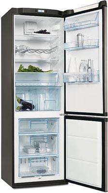 двухкамерный холодильник Electrolux ERA 36633 X