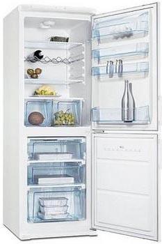 двухкамерный холодильник Electrolux ERB 30090 W