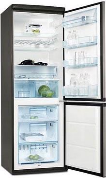 двухкамерный холодильник Electrolux ERB 34233 X