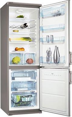 двухкамерный холодильник Electrolux ERB 35090 X