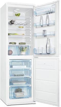двухкамерный холодильник Electrolux ERB 36090 W