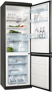 двухкамерный холодильник Electrolux ERB 36233 X