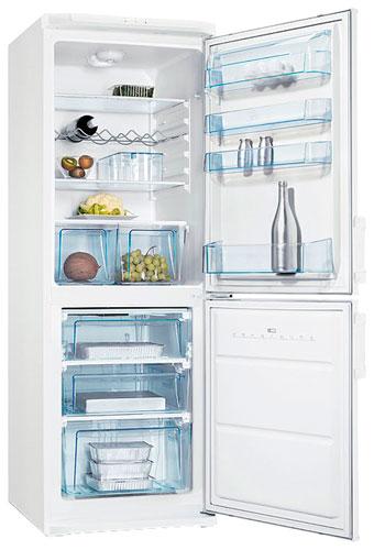 двухкамерный холодильник Electrolux ERB 30091 W