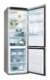 двухкамерный холодильник Electrolux ERB 36533 X