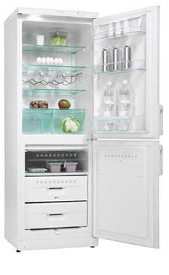 двухкамерный холодильник Electrolux ERB 3198
