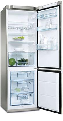 двухкамерный холодильник Electrolux ERB 36301 X