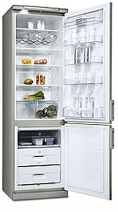 двухкамерный холодильник Electrolux ERB 37098 X