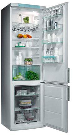 двухкамерный холодильник Electrolux ERB 4045