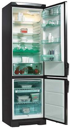 двухкамерный холодильник Electrolux ERB 4119 X