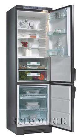 двухкамерный холодильник Electrolux ERZ 3600 X