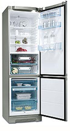 двухкамерный холодильник Electrolux ERZ 36700 X