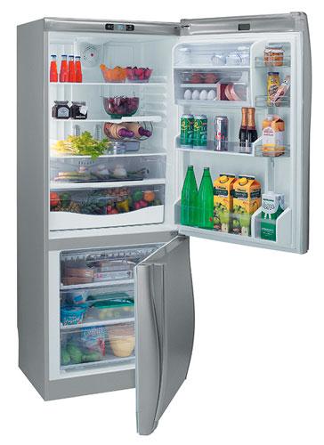 двухкамерный холодильник Hoover HVNP 4584