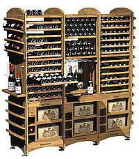 система хранения вина EuroCave Modulotheque