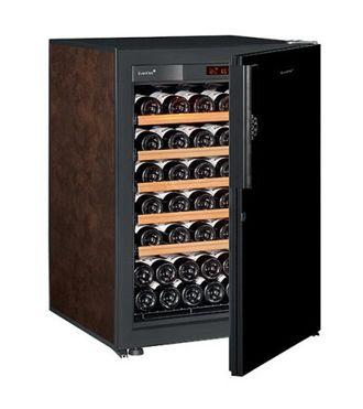 винный шкаф EuroCave S-Pure-S Black Piano буйвол (74 бутылки)
