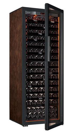 винный шкаф EuroCave S-Revel-L Full glass буйвол (182 бутылки)