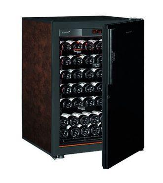 винный шкаф EuroCave S-Revel-S Black Piano буйвол (74 бутылки)