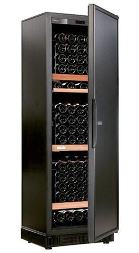 винный шкаф EuroCave V259 сплошная дверь, максимальная комплектация