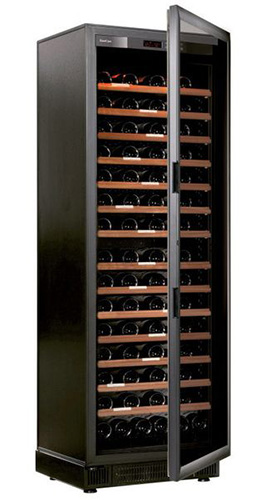 винный шкаф EuroCave V259 стеклянная дверь в раме, максимальная комплектация