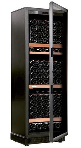 винный шкаф EuroCave V259 стеклянная дверь в раме, стандартная комплектация