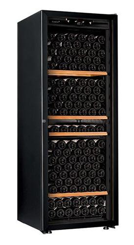 винный шкаф EuroCave V-Prem-L черный (213 бутылок)