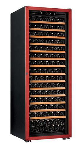 винный шкаф EuroCave V-Prem-L красный (182 бутылки)