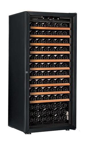 винный шкаф EuroCave V-Prem-M черный (141 бутылка)