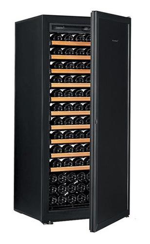 винный шкаф EuroCave V-Prem-M черная дверь (141 бутылка)
