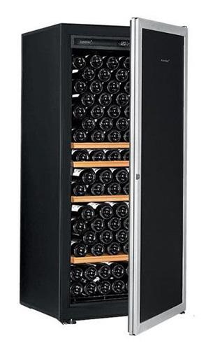 винный шкаф EuroCave V-Prem-M серая дверь (168 бутылок)