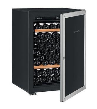 винный шкаф EuroCave V-Prem-S серая дверь (92 бутылки)
