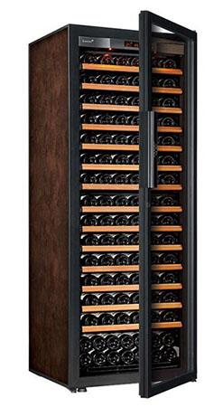 винный шкаф EuroCave V-Pure-L Full glass буйвол (182 бутылки)
