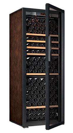 винный шкаф EuroCave V-Pure-L Full glass буйвол (215 бутылок)