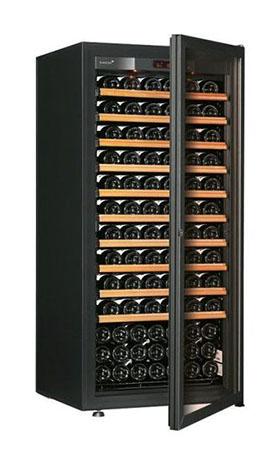 винный шкаф EuroCave V-Pure-M черный (141 бутылка)
