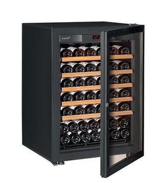 винный шкаф EuroCave V-Pure-S черный (74 бутылки)