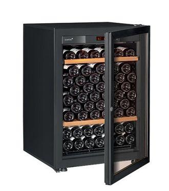 винный шкаф EuroCave V-Pure-S черный (92 бутылки)