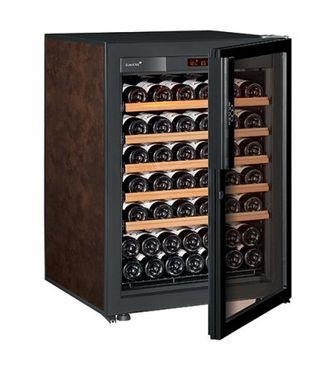 винный шкаф EuroCave V-Pure-S Full glass буйвол (74 бутылки)