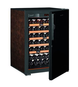 винный шкаф EuroCave V-Revel-S Black Piano буйвол (74 бутылки)