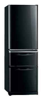 двухкамерный холодильник Mitsubishi Electric MR-CR46G-OB-R