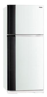 двухкамерный холодильник Mitsubishi Electric MR-FR62G-PWH-R