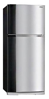 двухкамерный холодильник Mitsubishi Electric MR-FR62HG-ST-R
