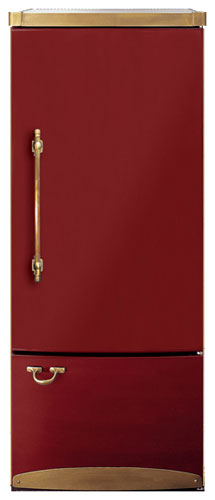 двухкамерный холодильник Restart FRR004/3