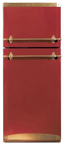 двухкамерный холодильник Restart FRR013