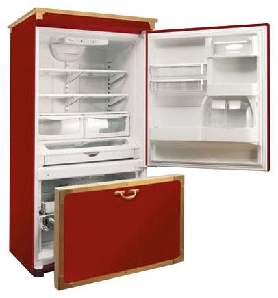 двухкамерный холодильник Restart FRR023