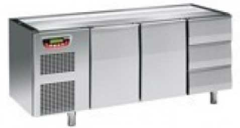 охлаждаемый стол Angelo Po 6EB13/ND