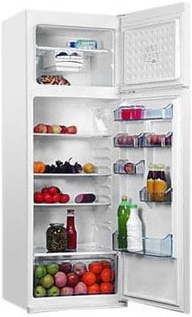 двухкамерный холодильник Vestel DWR 345