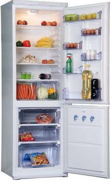 двухкамерный холодильник Vestel DWR 365