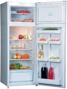 двухкамерный холодильник Vestel GN 260