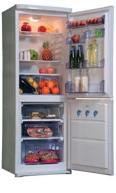 двухкамерный холодильник Vestel GN 330